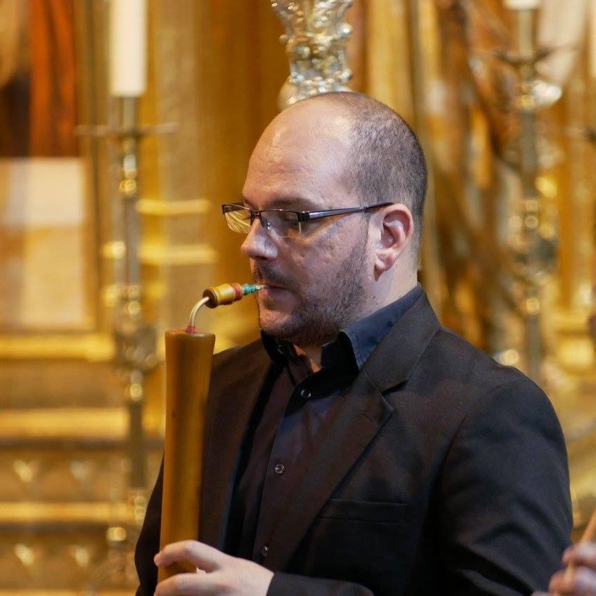 Música antiga xirimia tenor