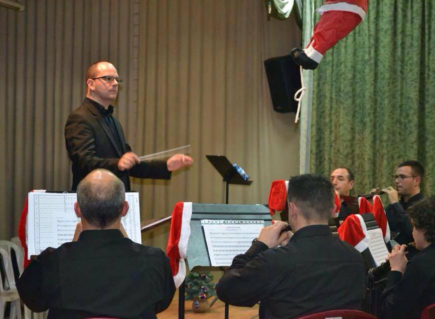 Concert colla l'Algar Callosa